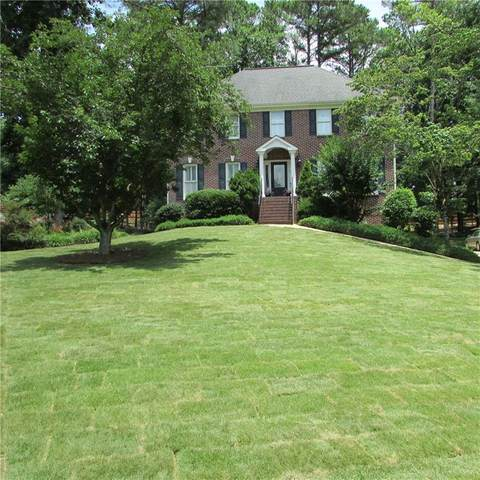 913 Pinehurst Cove, Woodstock, GA 30188 (MLS #6745544) :: KELLY+CO