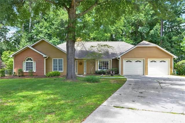 2398 Southern Oak Drive SW, Marietta, GA 30064 (MLS #6745545) :: The Heyl Group at Keller Williams