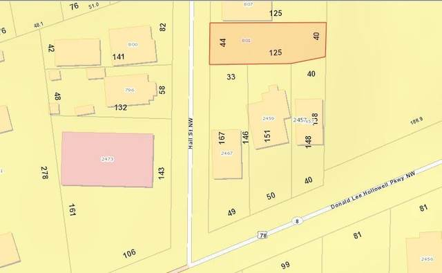 801 Hall Street NW, Atlanta, GA 30318 (MLS #6745552) :: The Heyl Group at Keller Williams