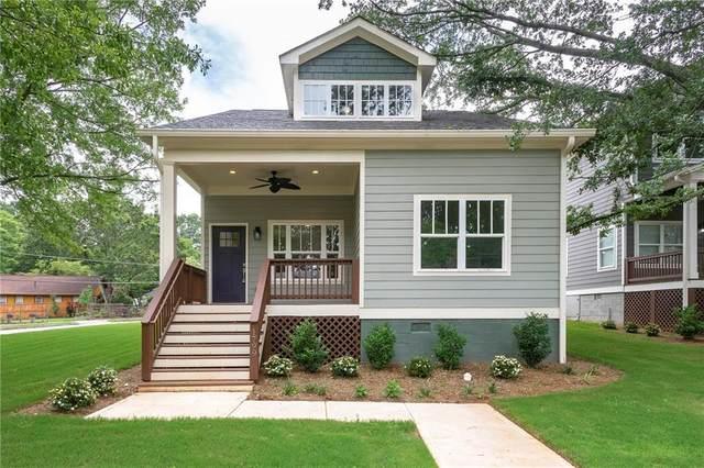 1799 Langston Avenue SW, Atlanta, GA 30310 (MLS #6745580) :: Charlie Ballard Real Estate