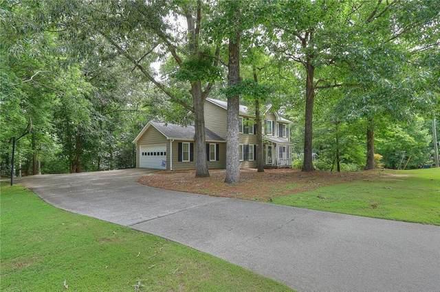 1881 Shady Creek Lane, Lawrenceville, GA 30043 (MLS #6745583) :: North Atlanta Home Team