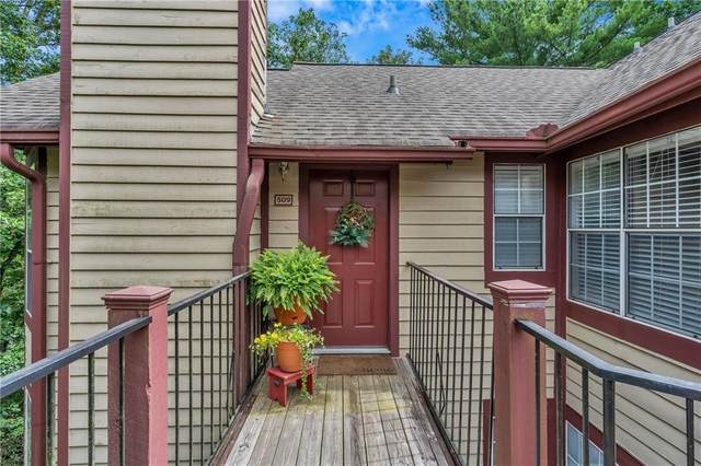 509 Cypress Pointe Street, Alpharetta, GA 30022 (MLS #6745598) :: RE/MAX Paramount Properties