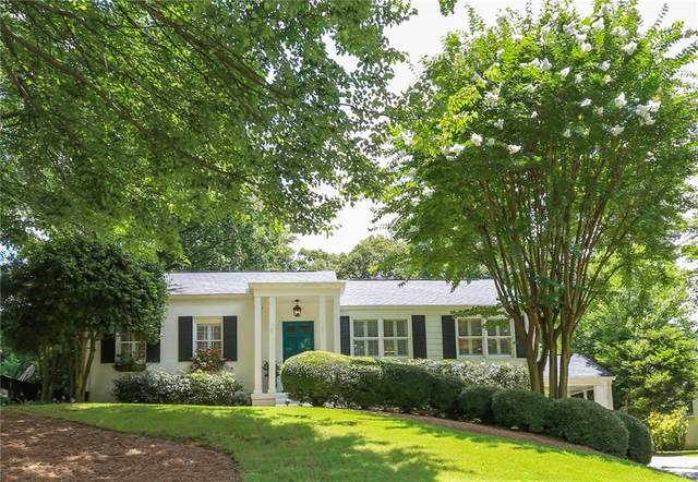 1809 Walthall Drive NW, Atlanta, GA 30318 (MLS #6745602) :: The Zac Team @ RE/MAX Metro Atlanta