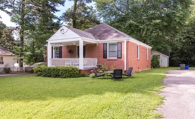 1252 W Ridge Avenue, Stone Mountain, GA 30083 (MLS #6745622) :: North Atlanta Home Team