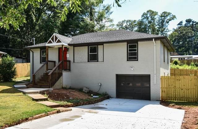 2410 Cherrywood Lane SW, Marietta, GA 30060 (MLS #6745629) :: Kennesaw Life Real Estate