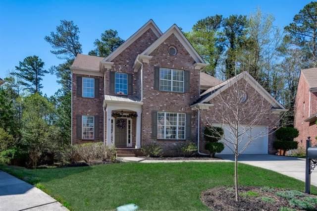 4146 Kingsley Park Court, Peachtree Corners, GA 30096 (MLS #6745656) :: Vicki Dyer Real Estate