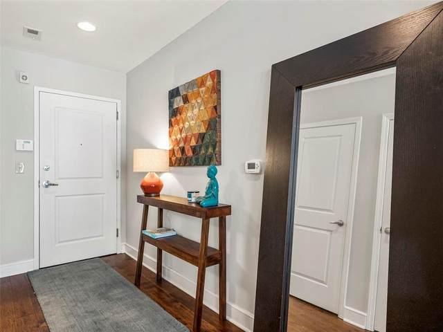 44 Peachtree Place NW #1829, Atlanta, GA 30309 (MLS #6745657) :: Tonda Booker Real Estate Sales