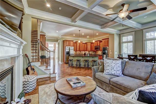 2103 W Village Crossing SE, Smyrna, GA 30080 (MLS #6745666) :: Kennesaw Life Real Estate