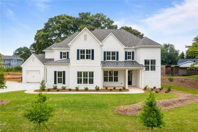 2790 Adante Court NE, Marietta, GA 30062 (MLS #6745683) :: The North Georgia Group