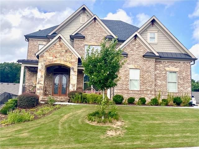 1050 Pearl Mist Drive SW, Lilburn, GA 30047 (MLS #6745688) :: North Atlanta Home Team