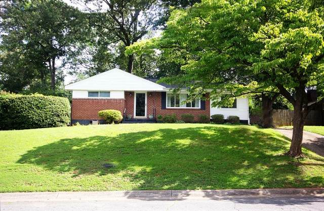1133 Oakview Drive SE, Smyrna, GA 30080 (MLS #6745691) :: Path & Post Real Estate