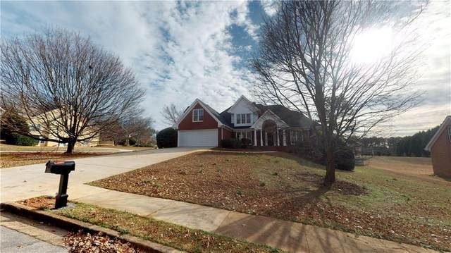 2017 Evergreen Drive, Conyers, GA 30013 (MLS #6745698) :: North Atlanta Home Team