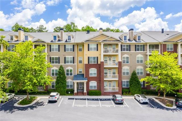 3150 Woodwalk Drive SE #3201, Atlanta, GA 30339 (MLS #6745708) :: The Heyl Group at Keller Williams
