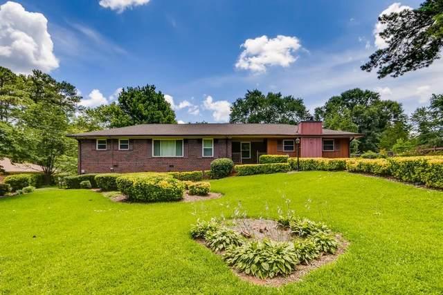 437 Plantation Road, Smyrna, GA 30082 (MLS #6745719) :: North Atlanta Home Team