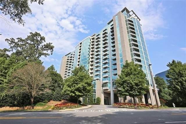 3300 Windy Ridge Parkway SE #1609, Atlanta, GA 30339 (MLS #6745739) :: North Atlanta Home Team