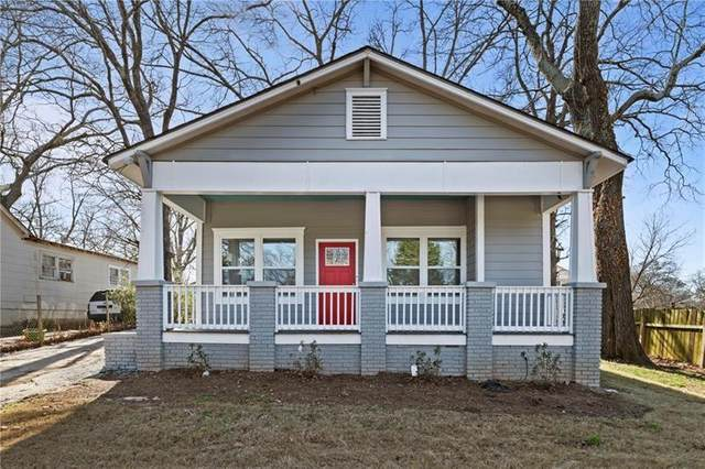 193 Rhodesia Avenue, Atlanta, GA 30315 (MLS #6745754) :: The Heyl Group at Keller Williams