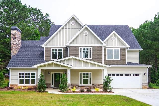 170 Castlewood Road, Tyrone, GA 30290 (MLS #6745783) :: Path & Post Real Estate