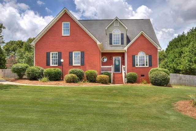 12 Woodbridge Drive SW, Cartersville, GA 30120 (MLS #6745789) :: North Atlanta Home Team