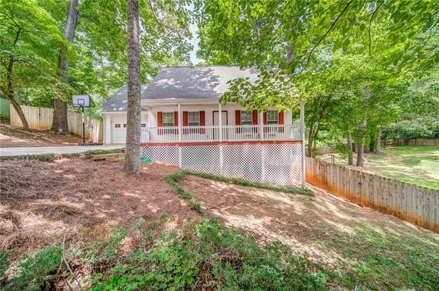 367 Rainey Drive, Dawsonville, GA 30534 (MLS #6745800) :: The Zac Team @ RE/MAX Metro Atlanta