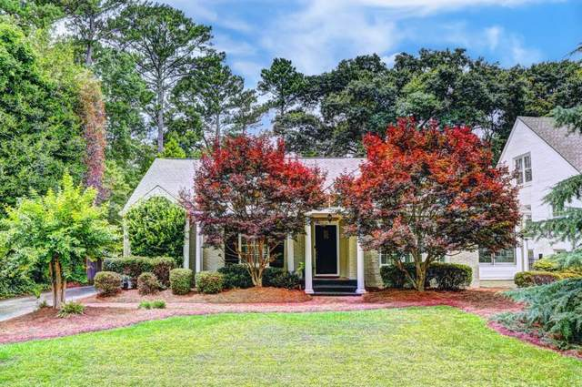 1738 Johnson Road NE, Atlanta, GA 30306 (MLS #6745809) :: KELLY+CO