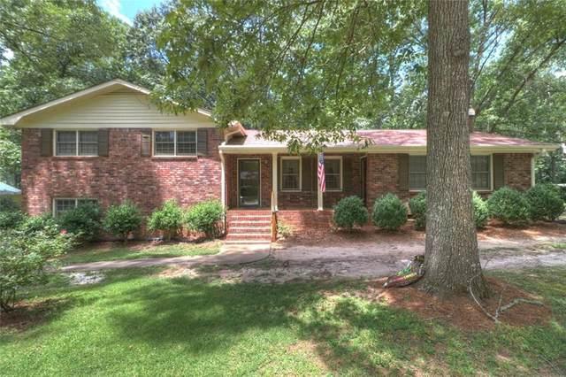 4651 S Seminole Drive, Douglasville, GA 30135 (MLS #6745837) :: North Atlanta Home Team