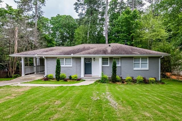 3135 Payton Road, Atlanta, GA 30345 (MLS #6745839) :: Charlie Ballard Real Estate