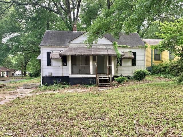 1840 Madrona Street NW, Atlanta, GA 30318 (MLS #6745848) :: The Heyl Group at Keller Williams