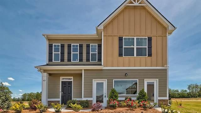 2522 Brittany Park Cove, Ellenwood, GA 30294 (MLS #6745882) :: North Atlanta Home Team