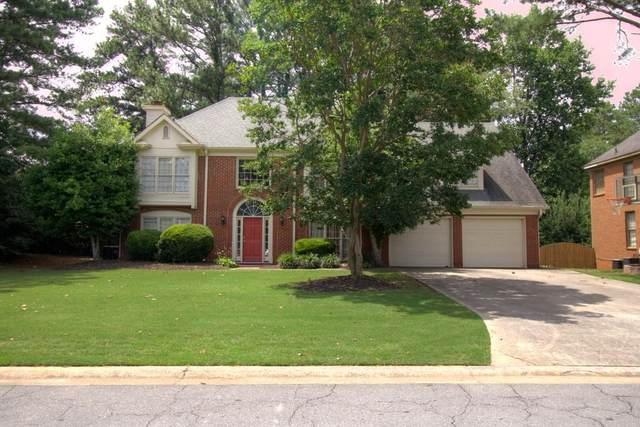 609 Dahlia Way NW, Acworth, GA 30102 (MLS #6745886) :: Kennesaw Life Real Estate
