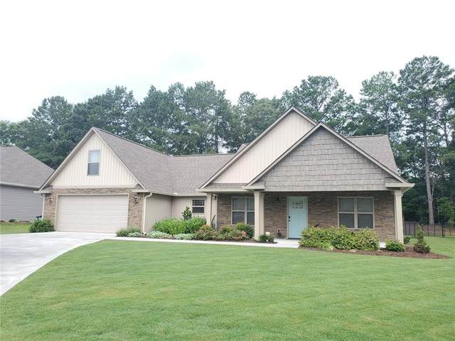116 Koufax Drive SW, Calhoun, GA 30701 (MLS #6745892) :: North Atlanta Home Team