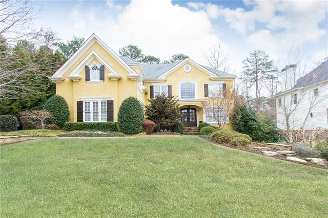 14595 Creek Club Drive, Milton, GA 30004 (MLS #6745898) :: North Atlanta Home Team