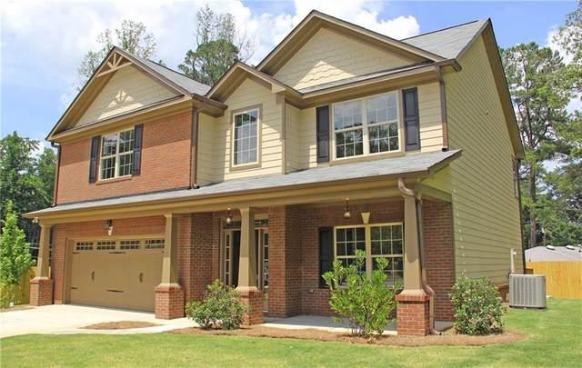 5886 Krim Drive, Norcross, GA 30093 (MLS #6745900) :: Vicki Dyer Real Estate