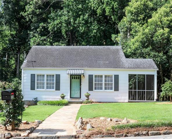 1043 Eden Avenue SE, Atlanta, GA 30316 (MLS #6745921) :: The North Georgia Group
