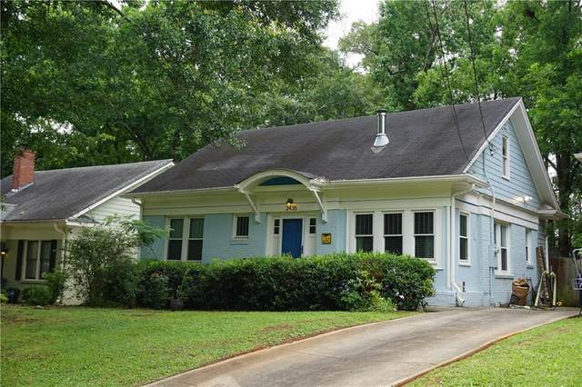 2435 Hosea L Williams Drive SE, Atlanta, GA 30317 (MLS #6745938) :: Thomas Ramon Realty
