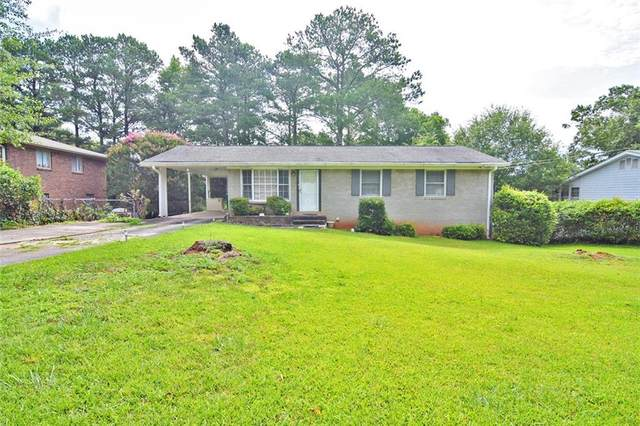 2781 Carolyn Drive SE, Smyrna, GA 30080 (MLS #6745946) :: North Atlanta Home Team
