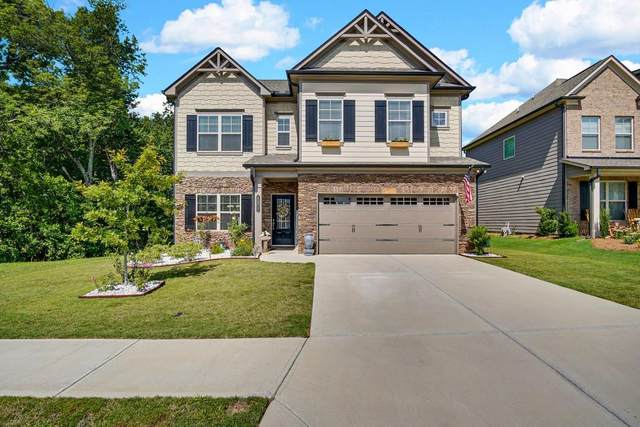 4474 Big Rock Ridge Trail, Gainesville, GA 30504 (MLS #6745953) :: North Atlanta Home Team