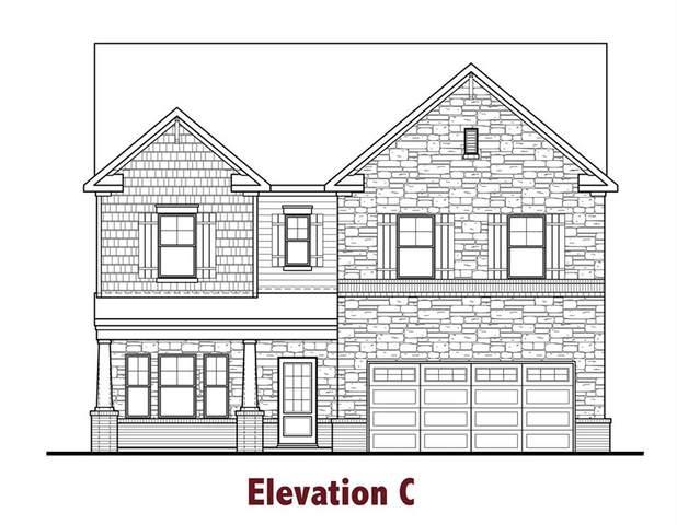 6910 Lancaster Crossing, Flowery Branch, GA 30542 (MLS #6745963) :: Tonda Booker Real Estate Sales