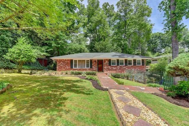 2344 Bynum Road NE, Brookhaven, GA 30319 (MLS #6745965) :: North Atlanta Home Team