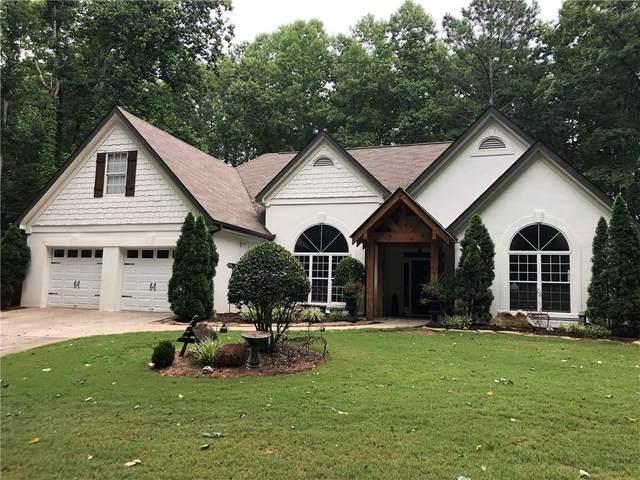 200 Hightower Lake Trail, Ball Ground, GA 30107 (MLS #6745969) :: Path & Post Real Estate