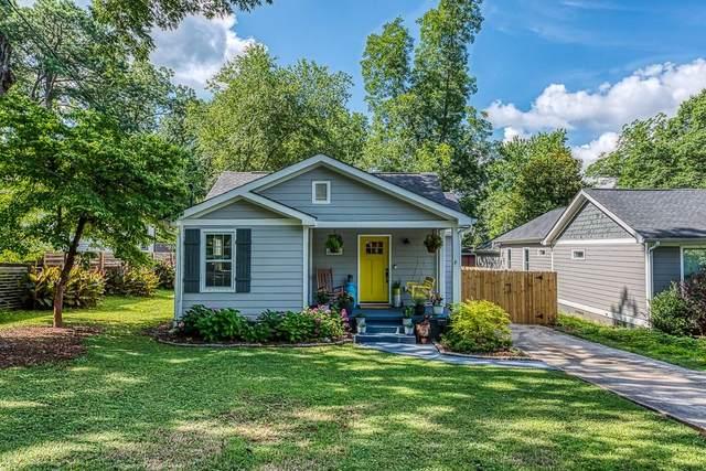 1673 Stanwood Avenue SE, Atlanta, GA 30317 (MLS #6745985) :: Path & Post Real Estate