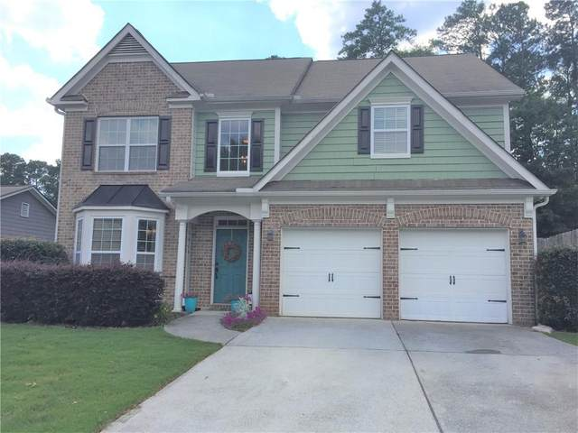104 Mill Creek Drive, Canton, GA 30115 (MLS #6745992) :: MyKB Homes