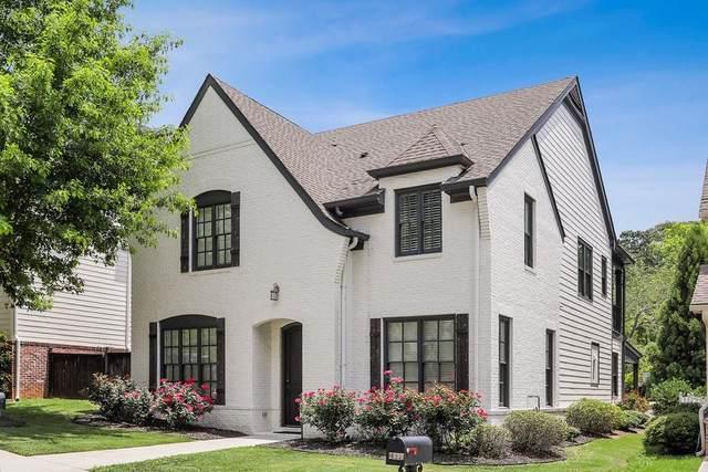 2691 Grady Street SE, Smyrna, GA 30080 (MLS #6745994) :: Path & Post Real Estate