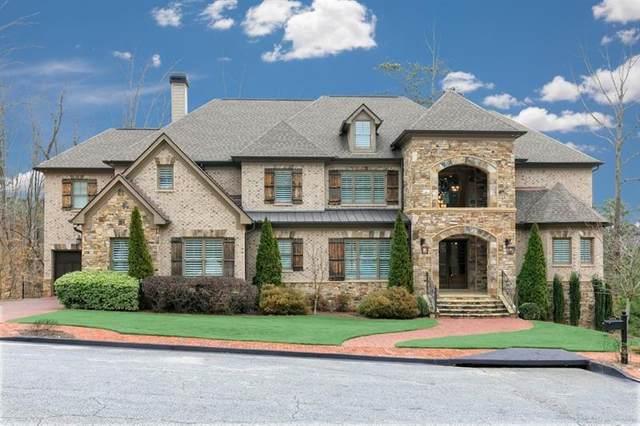 1465 Gatestone Way, Atlanta, GA 30339 (MLS #6746032) :: The Heyl Group at Keller Williams