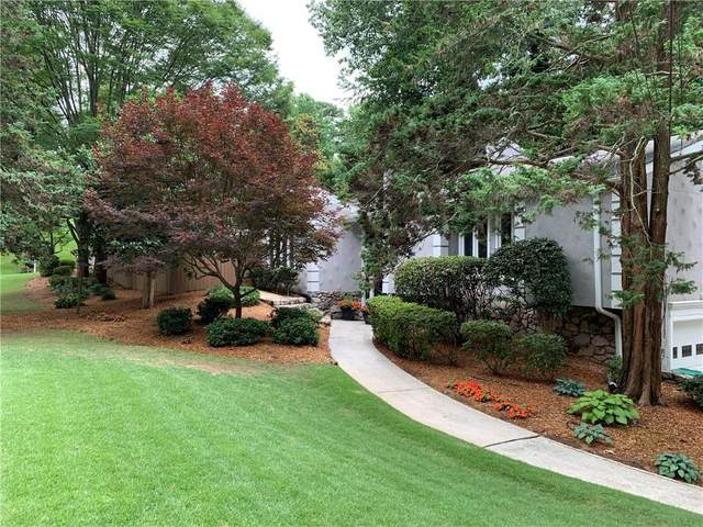 1120 Old Woodbine Road, Sandy Springs, GA 30319 (MLS #6746038) :: Dillard and Company Realty Group