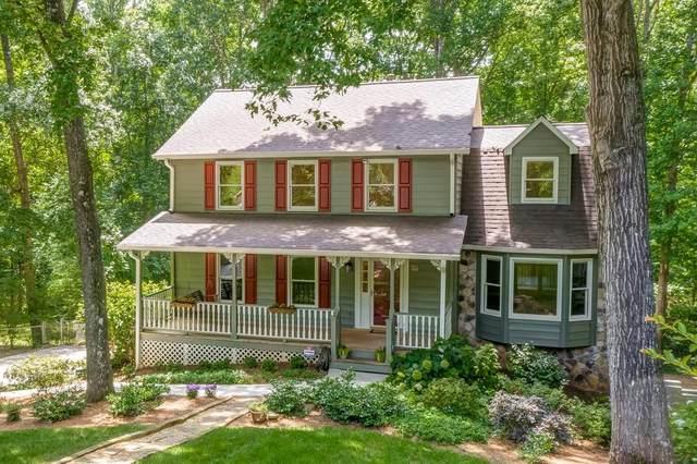 1479 Cheyenne Court, Stone Mountain, GA 30087 (MLS #6746055) :: North Atlanta Home Team