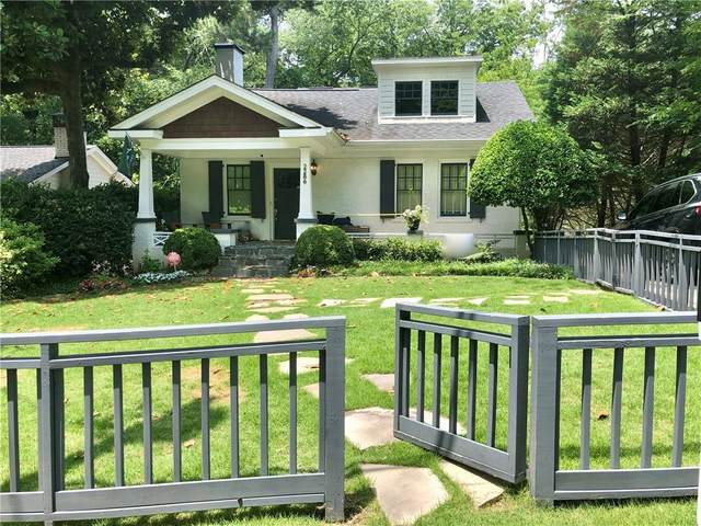 2286 Stephen Long Drive NE, Atlanta, GA 30305 (MLS #6746068) :: RE/MAX Prestige