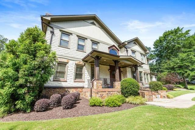 5302 Harris Circle, Dunwoody, GA 30338 (MLS #6746069) :: North Atlanta Home Team