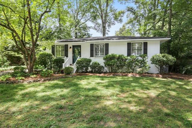 280 Cascade Drive, Marietta, GA 30066 (MLS #6746074) :: The Heyl Group at Keller Williams