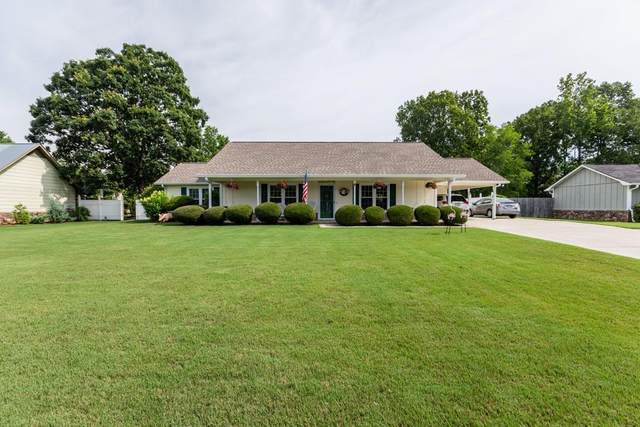 6 Windrush Drive NW, Rome, GA 30165 (MLS #6746076) :: KELLY+CO