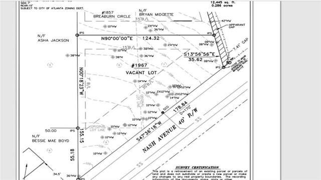 1967 Nash Avenue SE, Atlanta, GA 30316 (MLS #6746097) :: The Heyl Group at Keller Williams